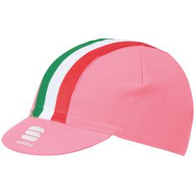 Sportful Italia Cap giro pink